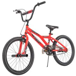 Huffy BMX Kids Boy's Bike 20-inch Shockwave , Red NEW