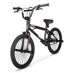 "20"" Kids BMX Bike Boys Bicycle Wheels Freestyle Steel Frame"