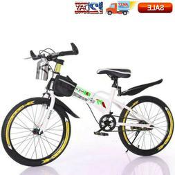 "20"" Kids Mountain Bike Boys Bicycle 20 Inch MTB Cycling Whee"