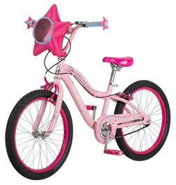 "20"" Kids Sidewalk Bike Girls Wheels Bicycle Single Speed Pin"