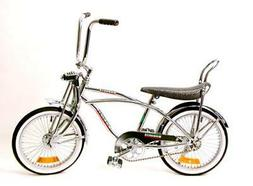 """BAJITAS 20"""" Lowrider Complete W/ 68 spoke Steel Bike Bicycle"""