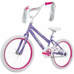"Huffy 20"" Sea Star Girls Bike for Kids 5 to 9 yrs, Rider Ht"
