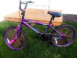 "20"" Kent Taboo Girls' BMX Bike, Purple/Pink - LOCAL PICK UP"