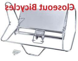 "20/"" Tricycle Trike Conversion Kit w plate Chrome 3 wheels bike"