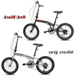 20 wheel folding bike bicycle shimano 7