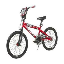 "Dynacraft 20"" Wipeout Boys Bike heights 3'8"" and 4'4"" ages 7"
