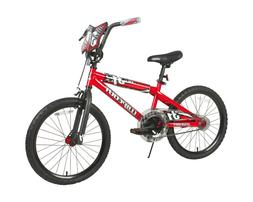 "Dynacraft 20"" Wipeout Boys Bike, Red bicycle summer outdoor"