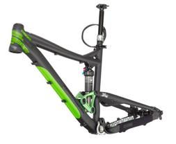 Diamondback 2013 Mission Pro Bike Frameset, Black, 15.5-Inch