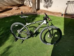 2014 Cannondale F-Si Carbon 3 lefty Mountain Bike L