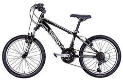 2018 HASA 18 Speed Kids Mountain Bike  20 INCH Black
