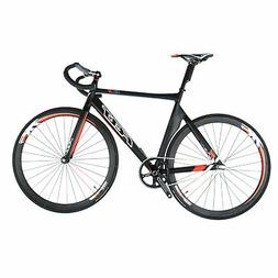 2015 Felt TK2 Carbon/Aluminum Track Bike 58cm Fixed Gear Sra