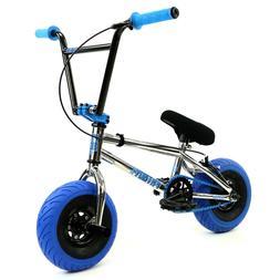 "2017 FatBoy Assault Pro Mini 10"" BMX Bicycle Freestyle Bike"