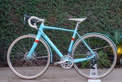 Raleigh 2017 Clubman Carbon Road Bike Blue 56cm