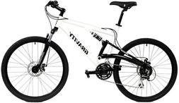 Gravity FSX 1.0 Dual Full Suspension Mountain Bike Shimano S