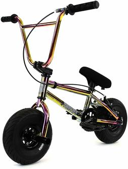 "2017 FatBoy Pro Mini 10"" BMX Bicycle Fat Tire Freestyle Bike"