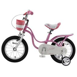 RoyalBaby 2017 newly-developed Little Swan Girl's Bike with