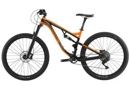 2017 HARO SHIFT PLUS SG ORANGE GREY 27.5 COMPLETE MOUNTAIN B
