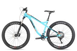2017 HARO SUBVERT HT5 AQUA BLACK 27.5 COMPLETE MOUNTAIN BIKE