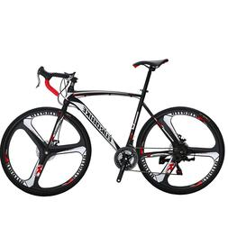 2021 Road Bike Shimano 21 Speed Bicycle 700C Mens Bikes 54cm