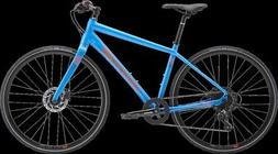 2018 Cannondale Quick 2 Disc Hybrid Bicycle Small Retail $11