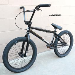 "2019 SUNDAY BMX BIKE BLUEPRINT 20"" BICYCLE BLACK"