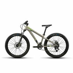 Diamondback 2019 Line 24 Youth Mountain Boy's Bike Matte Sil