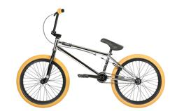 "2019 HARO MIDWAY 21 CHROME COMPLETE BMX FREESTYLE BIKE 21"" B"