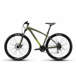 Diamondback 2019 Overdrive 29 1 Mountain Bike Matte Army Gre