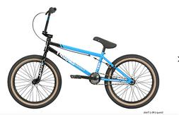 2019 HARO GROUP 1 RS-1 TRAILS BLACK/BLUE 21 COMPLETE BMX BIK