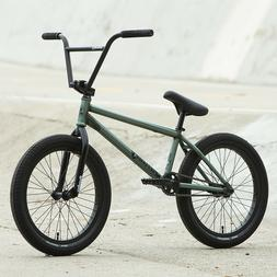 "2020 SUNDAY BIKE BMX EX 20"" BICYCLE FROST GREEN w/ ODYSSEY C"