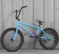 "2020 SUNDAY BIKE BMX FORECASTER 20"" BICYCLE GLOSS OCEAN BLUE"