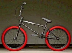 "2020 Kink BMX Gap FC  20"" Complete BMX Bicycle 20.5"" TT"