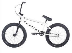 Cult 2019 Gateway JR A Complete 20 BMX Black//Chrome