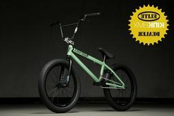 2020 KINK CURB COMPLETE BMX BICYCLE - BMX BIKE - GLOSS ATOMI