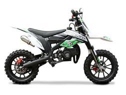 2020 NEW DESIGN SYXMOTO Mini Dirt Bike Gas Power 2-Stroke 50