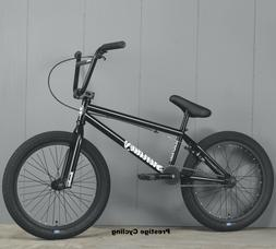 "2021 SUNDAY BMX BLUEPRINT 20"" BICYCLE GLOSS BLACK"