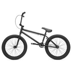 "Kink 2021 Launch 20"" Complete BMX Bike - Matte Dusk Black"