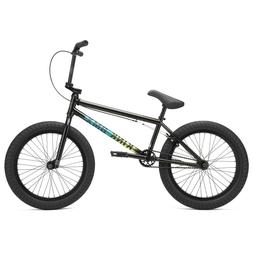 "Kink 2021 Whip XL 20"" Complete BMX Bike - Gloss Black Fade"