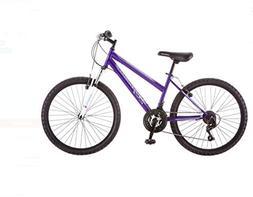 """Roadmaster 24"""" Granite Peak Girls' Bike - Purple"""