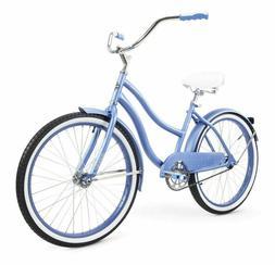 """Huffy 24"""" Cranbrook Womens / Girls Comfort Cruiser Bike Bicy"""