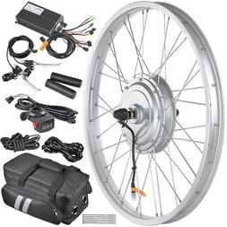 "36V 750W 24"" Front Wheel Electric Bicycle Conversion Kit for"