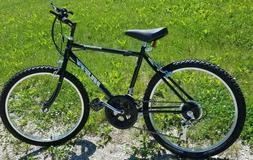 "Huffy 24"" Girl's Dynamo 10 Speed Mountain Bike NIB"