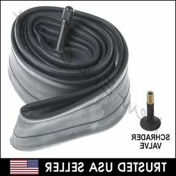 "24"" inch Inner Bike Tube 24 x 1.75 - 2.125 Bicycle Rubber Ti"