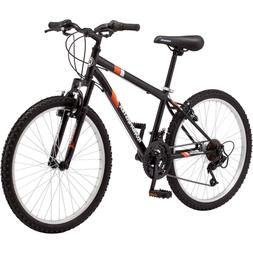 "24"" Roadmaster Granite Peak Boys Mountain Bike 24 Inches Whe"