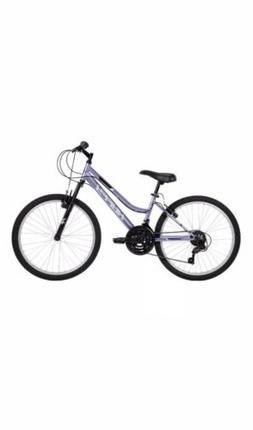 """Huffy 24"""" Rock Creek Girls Mountain Bike for Girls - Fast Sh"""