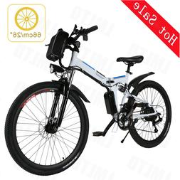 250W Power Electric Bike Lithium-Ion Battery 26/20''Wheel EB