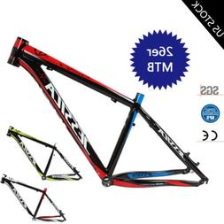 "26"" Aluminum alloy Mountain Bike Frame 16/17/18 in BB68 Cycl"
