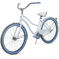 "Huffy 26"" Cranbrook Womens Cruiser Bike with Perfect Fit Fra"