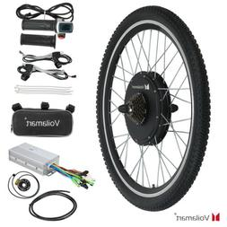 "Voilamart 26"" Electric Bicycle Conversion Kit Rear Wheel 100"