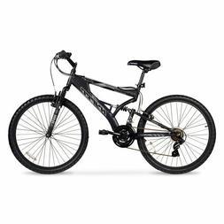 "Hyper 26"" Havoc Men's Mountain Bike Black, Fast shipping"